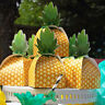 12x Big Pineapple Candy Box 3D Gift Boxes Tropical Hawaiian Fruit Party Decor