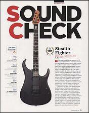 Ernie Ball Music Man John Petrucci JP16 guitar 8 x 11 sound check gear review