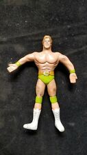 Vintage 1990 Just Toys WCW LEX LUGER Bendems Bendie Figure 6""