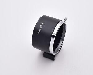 Genuine Minolta D57KD Metal Lens Hood (#3926)