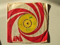 """Neil Diamond / Play Me - Porcupine Pie – Disco Vinile 45 Giri 7"""" Stampa UK 1972"""