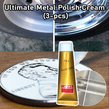 Ultimate Metal Polish Cream (3-pcs)