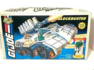 NEW Factory Sealed 1994 GI Joe Battle Corps Blockbuster w/ Windchill ARAH- 1994