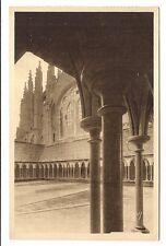 le mont-saint-michel , abbaye , le cloître -