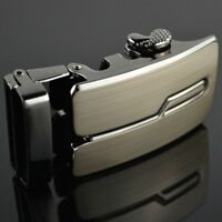 Fashion Leather Alloy Strap Waist Waistband Belt Buckle Automatic