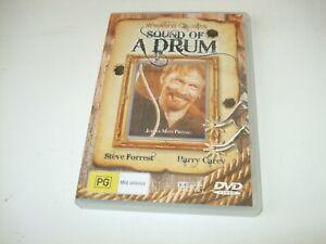 Sound Of A Drum - DVD **Free Postage** Steve Forrest Harry Carey