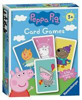 Ravensburger PEPPA PIG CARD GAME Toys Puzzles BN