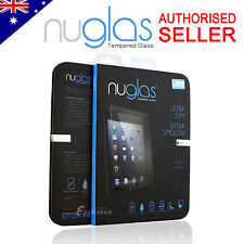 GENUINE NUGLAS Premium Tempered Glass Screen Protector For Apple iPad Mini 1 2 3