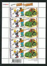 Nederland velletje V 1999 - 1920 postfris