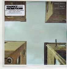 (ER254) Grass House, I Was A Streetlight - 2013 DJ CD