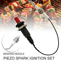 Universal Piezo Spark Ignition Cable Push Button Igniter For Gas Grill BBQ Stove