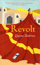 Revolt by Qaisra Shahraz - Signed By Author (Paperback) Very Good Condition
