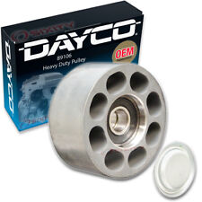 Dayco 89106 Heavy Duty Pulley - Idler Tensioner Pump Accessory System iz