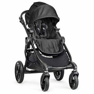 Baby Jogger 2015 City Select Stroller - Black (Black Frame) New! Open Box!