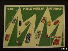 CARTOLINA/POSTCARD XXI MILLE MIGLIA 2003 N.668
