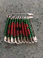 POPPY con perline di sicurezza-Pin Spilla