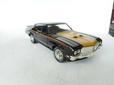 Ertl/American Muscle  BUICK IN BLACK GOLD   1971 1:18 N MINT ohne OVP
