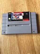 NHLPA Hockey 93 Super Nintendo SNES Game Cart SN1