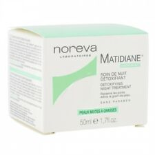 Noreva Matidiane Detoxifying Night Treatment Anti-imperfections oily skin zinc