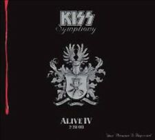Kiss - Kiss Symphony: Alive Iv [New CD]
