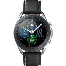 Samsung Galaxy Watch 3 41mm Stainless LTE Smartwatch Silver/Black SM-R855UZSAXAR
