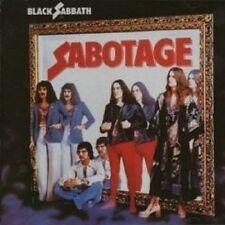 "BLACK SABBATH ""SABOTAGE"" CD NEU"