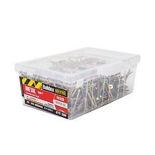 Buildex COUNTERSUNK HEAD METAL TEK SCREWS 10-24x50mm 500Pcs Self Drill*AUS Brand