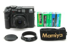 【OVERHAULED!NEAR MINT+++】NEW MAMIYA 6 SIX MF BODY W/ Mamiya G 75mm f/3.5 L Lens