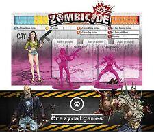 Zombicide - Cat - Kickstarter Exclusive Promo Character (Board Games)