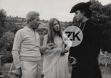LA FAUTE DE L'ABBE MOURET Zola FRANJU Francis HUSTER Gillian HILLS Photo 1970