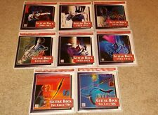 Time Life Guitar Rock 60s 70s 80s CD Lot of 8 Total