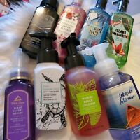 Bath and Body Works Hand Soap Gentle Foaming, Deep Cleansing YOU CHOOSE