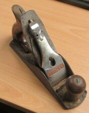 VINTAGE STANLEY BAILEY No. 4 HAND PLANE, BENCH SMOOTHING JACK PLANE