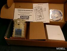 MSA Altair 4x Gas Confined Space Detector O2 CO H2S LEL Warranty Calibrated