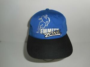 Vintage 90s Starter Dallas Cowboys Emmitt Smith Emmitt Zone Snapback Cap Hat