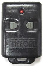 keyless remote security clicker aftermarket transmitter Clifford CZ57RR LP1/2M