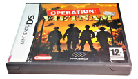 Operation: Vietnam Nintendo DS 2DS 3DS Game *Complete*
