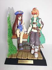 "Atelier Iris Eternal Mana 6"" Music Box Figure Authentic Japan k#14237"