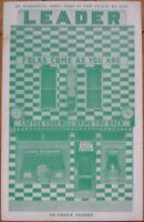 1940 Postcard - 'Leader Restaurant - Marietta, Ohio OH'