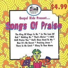 NEW Songs Of Praise (Audio CD)