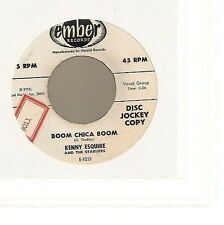 "Kenny Esquire & Starlites - Boom Chica/Tears Are Just For Fools (7"" PROMO)"