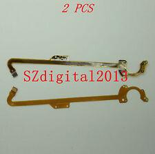2PCS/ NEW Lens Shutter Flex Cable For Canon IXUS700 IXUS750 IXUS900 SD550