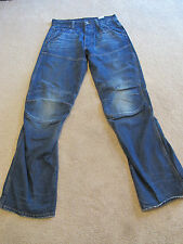 GSTAR 5620 3D LOOSE MENS JEANS Size 29, 30 Length 32