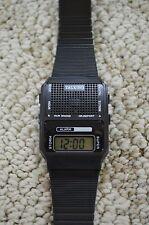 Talking Alarm Novelty Gift Watch Speaks Time In Japanese Digital LCD Black NEW