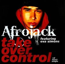 Take Over Control [Single] by Eva Simons / Afrojack (DJ) (CD, Nov-2010) NEW