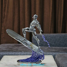 Escala 1/4 Estatua De Resina GK Silver Surfer Cuatro Fantásticos los Vengadores De Colección Nuevo