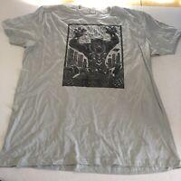 Marvel Comics Black Panther Graphic T-Shirt Sz XXL A1896