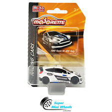 Majorette Ford Fiesta RS WRC Rally ( White ) Premium Cars 1:64 Mijo Exclusives