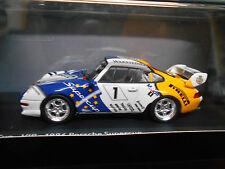 PORSCHE 911 993 Cup RS 3.8 1996 Warsteiner Mobil #1 Supercup Schuco Pro R 1:43