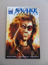 John Carpenter's Plissken Chronicles 3 B .  Crossgen 2003 - VF - minus
